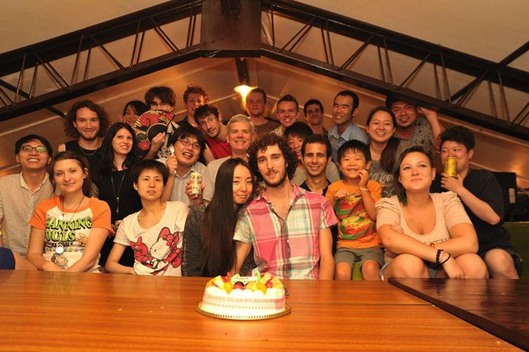 20140719たこ焼きパーティ
